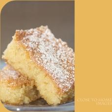 Gluten free Almond squares
